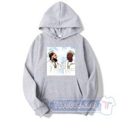 Legend Never Die Nipsey Hussle Tupac Sakur Hoodie