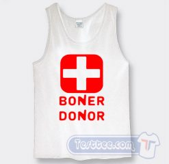The Mom's Hilariously Inappropriate Boner Donor Tank Top