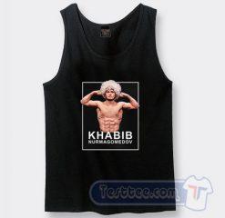 UFC Champions Khabib Nurmagomedov Tank Top