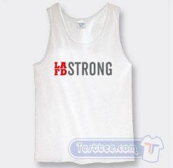 Cheap LAFD Strong Hilary Duff Tank Top