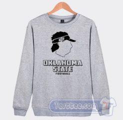 Oklahoma State Football Mike Gundy Sweatshirt
