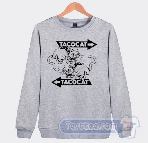 Cheap Tacocat Band Meme Sweatshirt On Sale
