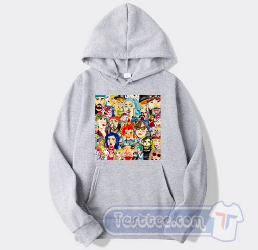 Cheap This Mess Is a Place Tacocat Band Hoodie