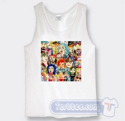 Cheap This Mess Is a Place Tacocat Band Tank Top