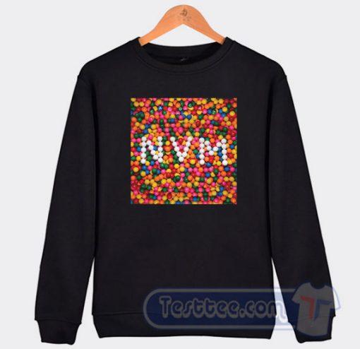 Cheap NVM Studio Album Tacocat Band Sweatshirt