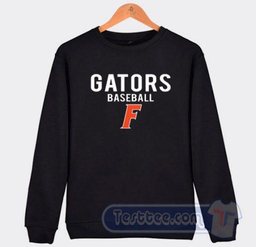 Cheap Florida Gators Baseball Sweatshirt