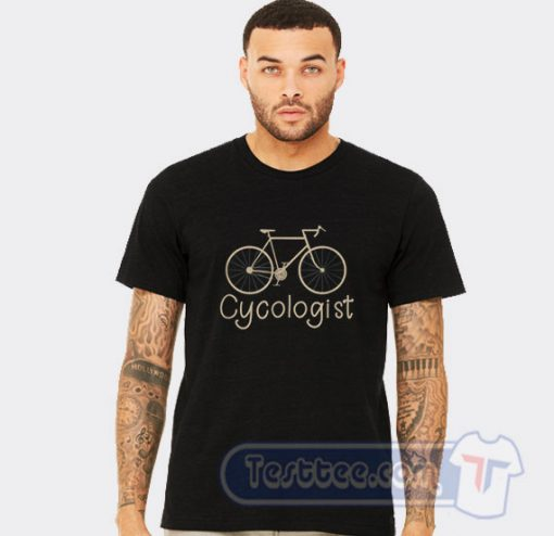 Cheap Cycologist Tee On Sale