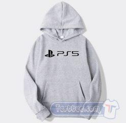 New Logo PlayStation 5 Hoodie