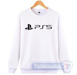 New Logo PlayStation 5 Sweatshirt
