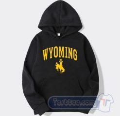 Cheap Wyoming Cowboys Kanye West Hoodie