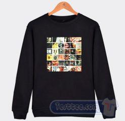Vintage Pearl Jam No Code Album Sweatshirt