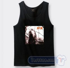 Vintage Pearl Jam Vs Album Tank Top