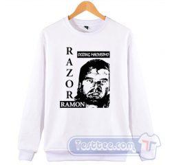 Ramon Razor Wrestling WWF Legend Sweatshirt