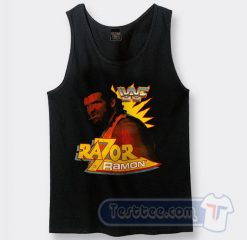 Vintage Ramon Razor Scott Hall Wrestling Tank Top
