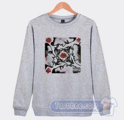 Red Hot Chili Peppers Blood Sugar Sex Magik Album Sweatshirt