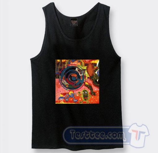 Red Hot Chili Peppers The Uplift Mofo Party Plan Album Tank Top