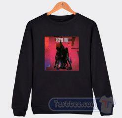Vintage Pearl Jam Teen Album Sweatshirt