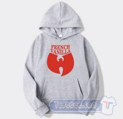 Wu Tang Ice Cream Hoodie French Vanilla