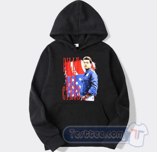 Cheap Miley Cyrus Hoodie Billy Ray Cyrus