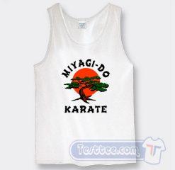 Cheap Miyagi Do Karate Kid Tank Top