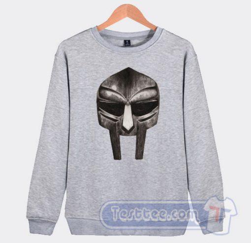 Cheap Mf Doom Mask Sweatshirt