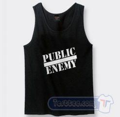 Cheap Miley Cyrus Tank Top Public Enemy