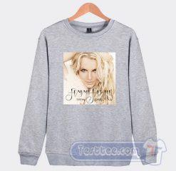Cheap Britney Spears Femme Fatale Sweatshirt
