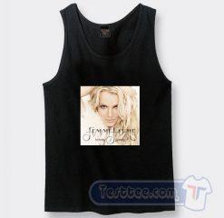 Cheap Britney Spears Femme Fatale Tank Top
