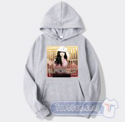 Cheap Vintage Britney Spears Blackout Hoodie