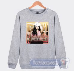 Cheap Vintage Britney Spears Blackout Sweatshirt