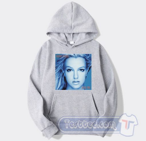 Cheap Vintage Britney Spears In The Zone Hoodie