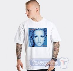 Cheap Vintage Britney Spears In The Zone Tees
