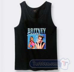 Cheap Vintage Britney Spears Tank Top