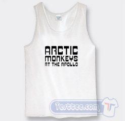 Cheap Arctic Monkeys At The Apollo Tank Top
