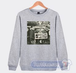 Cheap Arctic Monkeys Beneath The Broadwalk Sweatshirt