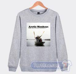 Cheap Arctic Monkeys Bigger Boys and Stolen Sweatshirt