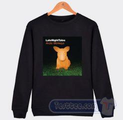 Cheap Arctic Monkeys Late Night Tales Sweatshirt