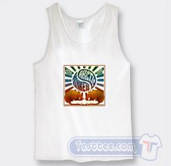 Cheap Arctic Monkeys Live in Texas Tank Top