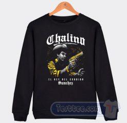 Cheap Chalino Sanchez El Rel Del Corrido Sweatshirt