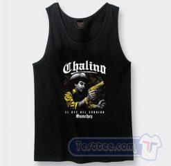 Cheap Chalino Sanchez El Rel Del Corrido Tank Top