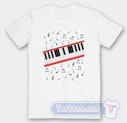 Cheap Cheap Michael Jackson Beat It Piano Tees