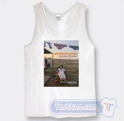 Cheap Nomadland Jessica Bruder Tank Top