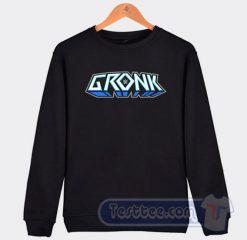 Cheap WWE Rob Gronkowski Gronk on Cup Boat Sweatshirt
