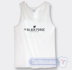 Cheap The Black Forge Conor McGregor Tank Top
