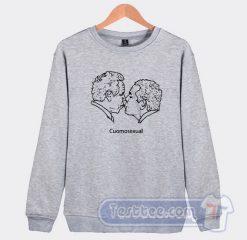 Cheap Andrew Cuomo Chris Cuomo Cuomosexual Sweatshirt