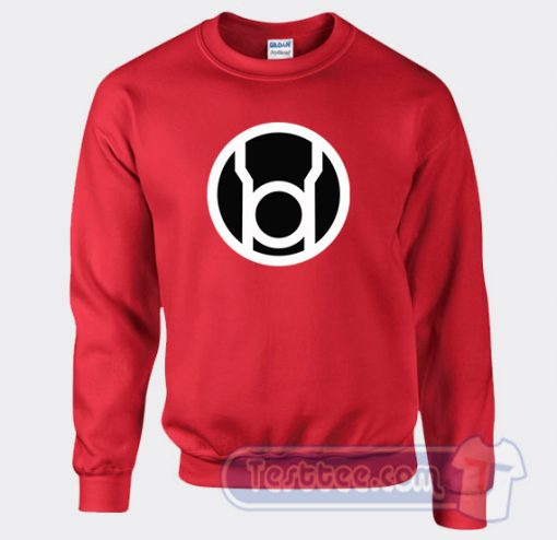 Cheap Red Lantern Sweatshirt