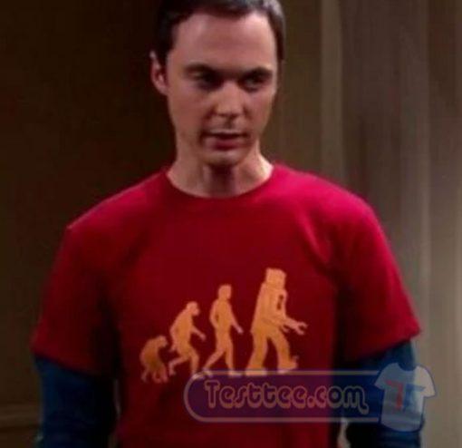 Cheap Robolution Big Bang Theory Tees
