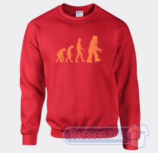 Cheap Robolution Big Bang Theory Sweatshirt