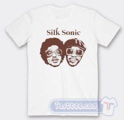 Cheap Silk Sonic Bruno Mars Tees