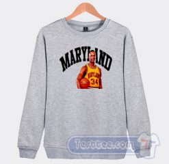 Cheap Len Bias Maryland 34 Sweatshirt
